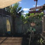 Ibiza tuin inclusief accesoires